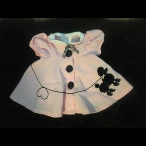 Other - Baby poodle dress